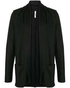 Пиджак с лацканами шалькой Attachment
