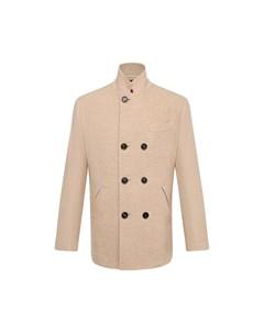Кашемировое пальто Brunello cucinelli