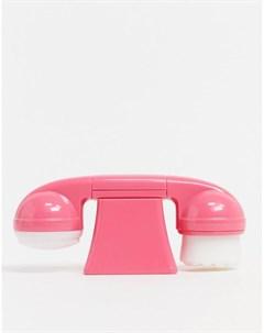 Щетка для умывания лица в форме телефона Skincare Revolution