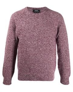 Пуловер Pablo с длинными рукавами A.p.c.