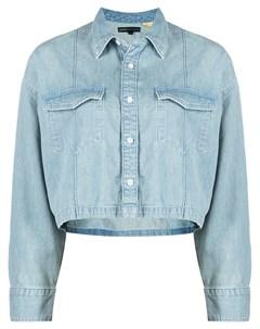 Укороченная джинсовая куртка Levi's: made & crafted