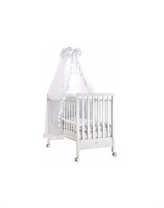 Детская кроватка Papa 125х65 Feretti