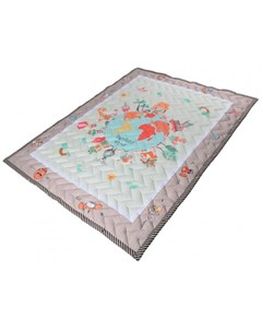 Игровой коврик одеяло Планета Farfello