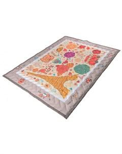 Игровой коврик одеяло Париж Farfello