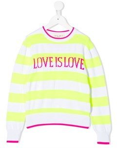 Джемпер Love Is Love Alberta ferretti kids