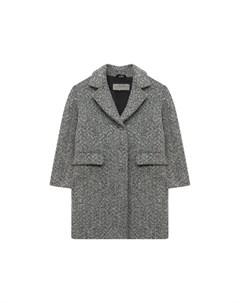 Пальто из кашемира и шерсти Ermanno scervino