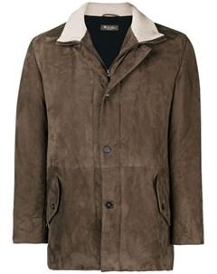 Однобортные пальто Loro piana