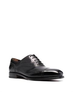Броги на шнуровке Salvatore ferragamo