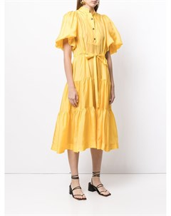 Ярусное платье с завязками Eudon choi