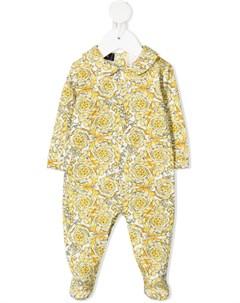 Пижама с принтом Young versace