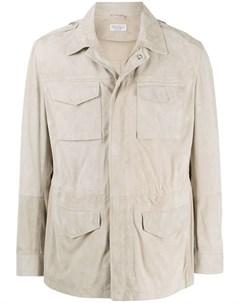 Однобортная куртка Brunello cucinelli