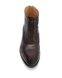 Ботинки на каблуке Alberto fasciani