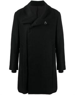 Пальто на пуговицах The viridi-anne