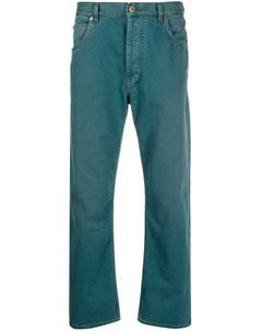 Прямые джинсы средней посадки Loewe