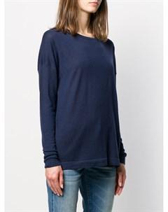 Облегающий свитер с длинными рукавами Sottomettimi