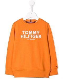 Толстовка с логотипом Tommy hilfiger junior