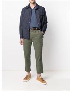 Легкая куртка рубашка Brunello cucinelli
