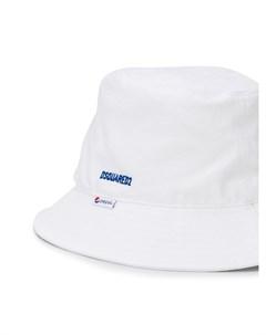 Панама с логотипом Dsquared2