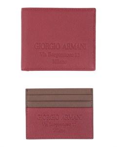 Бумажник Giorgio armani
