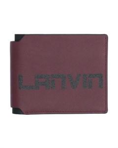 Бумажник Lanvin
