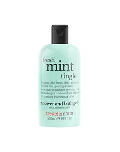 Гель для душа Fresh Mint Tingle Bath Shower Gel 500 мл Treaclemoon
