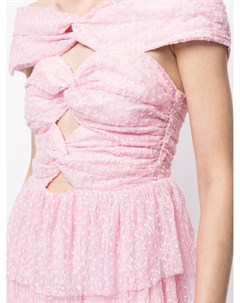 Платье Illy с открытыми плечами Alice mccall