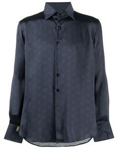 Рубашка с принтом Billionaire