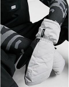 Лыжные стеганые варежки Asos 4505