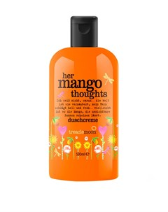 Гель для душа манго 500ml Treaclemoon