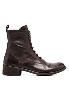 Ботинки Lison на шнуровке Officine creative