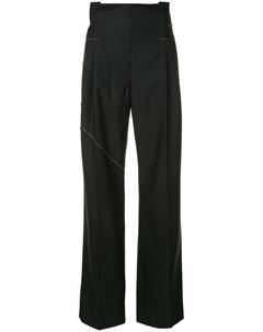 Шерстяные брюки Litkovskaya