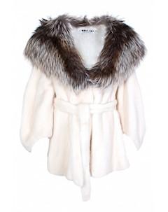 Меховое пальто Bellini