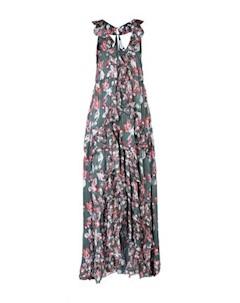 Длинное платье Tanya taylor