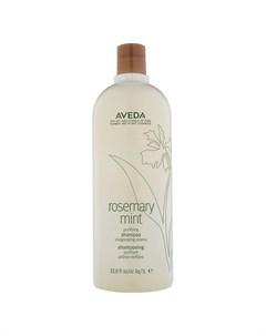 Очищающий шампунь для волос c экстрактом мяты и розмарина Aveda