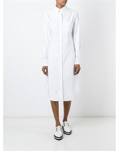 Платье рубашка средней длины Thom browne