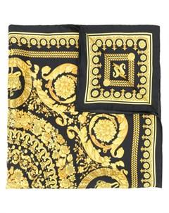 Шейный платок с принтом Barocco Versace