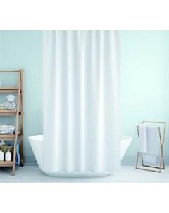 Шторы для ванн полиэстер BS 0010 180х200 см Jackline