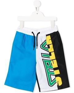 Плавки шорты с логотипом Stella Stella mccartney kids