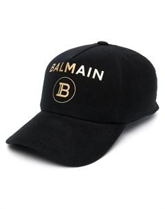 Кепка с логотипом Balmain