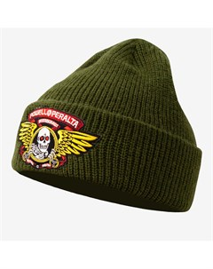 Шапка POWELL PERALTA Winged Ripper Military Green Powell peralta