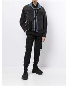 Многослойная джинсовая куртка Juun.j