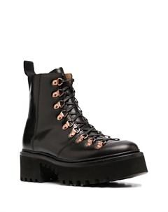 Ботинки на шнуровке Grenson
