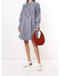Платье рубашка с воротником стойкой Palmer / harding