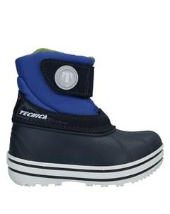 Полусапоги и высокие ботинки Tecnica