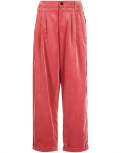 Зауженные вельветовые брюки Ymc