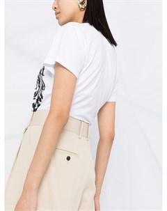 Прямые брюки карго Givenchy