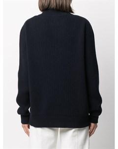 Кашемировый джемпер с воротником на молнии Incentive! cashmere