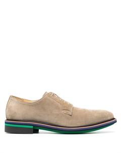 Туфли дерби на шнуровке Paul smith