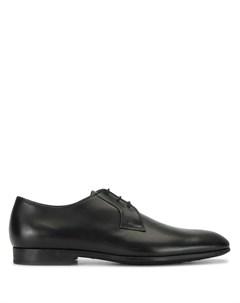 Классические туфли на шнуровке Tod's