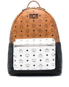 Рюкзак с логотипом Mcm